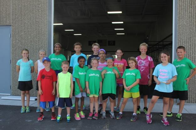 Kids Camp Crew